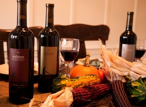Thanksgiving Red Wine Pairings Cultivar Oak Knoll Cabernet Franc Napa Valley Cabernet Sauvignon Phoenix Ranch Syrah