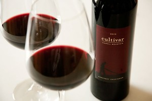 2012 Cultivar Howell Mountain Cabernet Sauvignon
