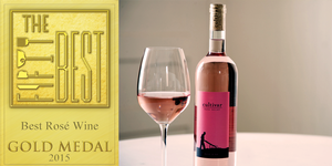Cultivar 2013 Napa Valley Rose Wins Gold Medal from The Fifty Best