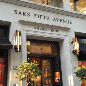 Saks Fifth Avenue Men's Store San Francisco